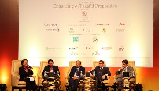 The 8th International Takaful Summit  25 - 26 February 2014