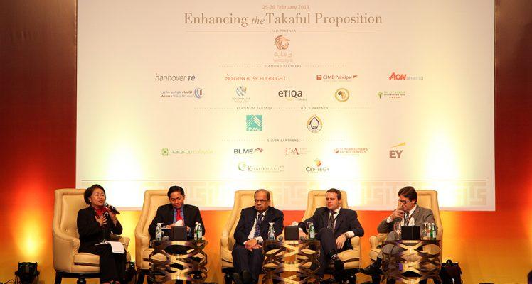 The 8th International Takaful Summit  25 – 26 February 2014