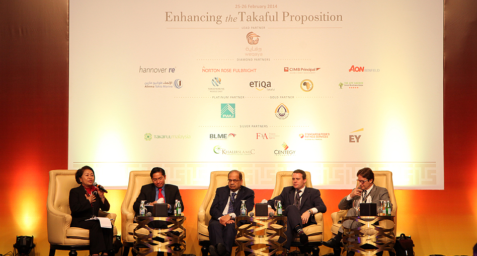 The 8th International Takaful Summit  25 – 26 February 2014